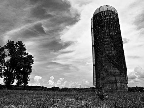 Abandoned Silo by Jeff Montgomery