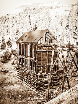 Marilyn Hunt - Abandoned Silver Mine