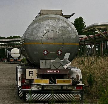 Abandoned Tankers by Steve Swindells