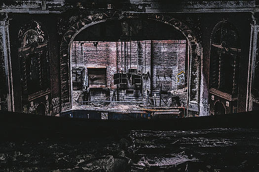 Abandoned Theater in East Saint Louis, MO by Dylan Murphy