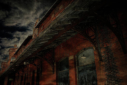 Scott Hovind - Abandoned Train Station
