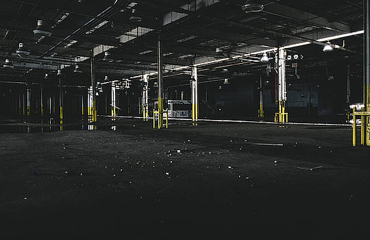 Abandoned Warehouse Photograph by Dylan Murphy