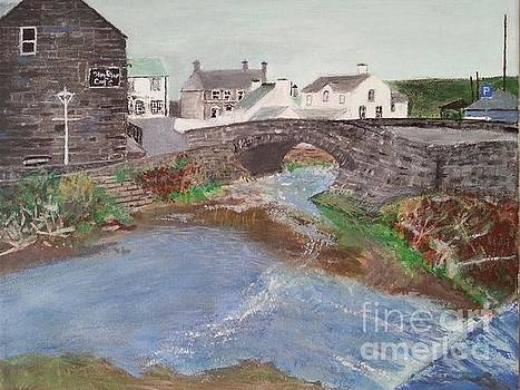 Aberdaron Bridge by Joel Charles