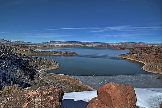 Abiquiu Reservoir by Tom Winfield