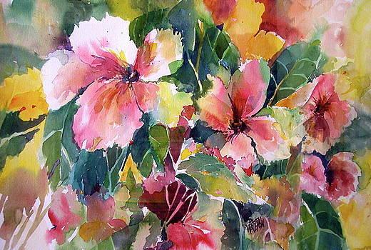 Abloom by Patsy Walton