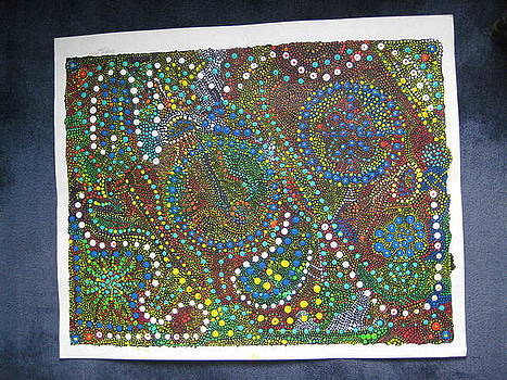 Aboriginal Dream I by Marc Sevigny
