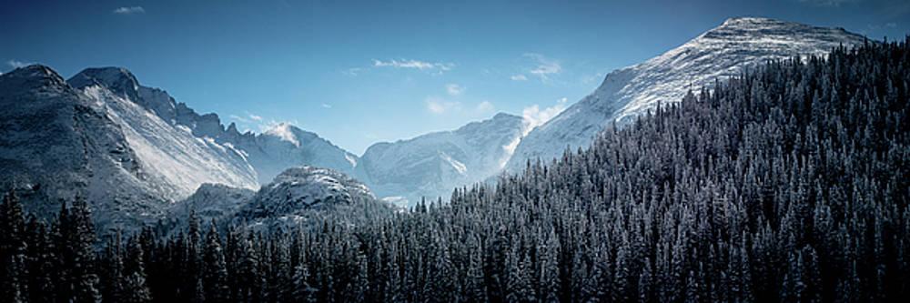 Alan Stenback Photography - Above Bear Lake