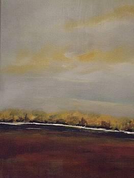 Above Ground by Janet Visser