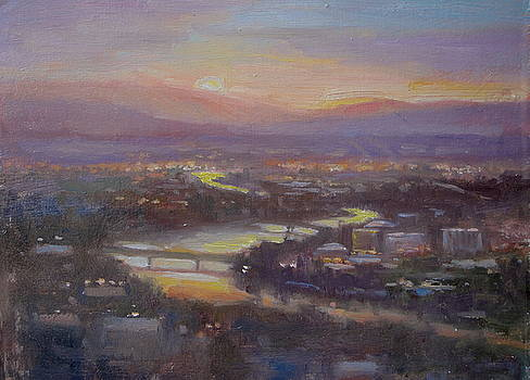 Lori  McNee - Above Missoula