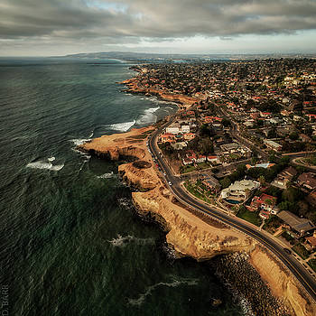 Above Sunset Cliffs by Doug Barr