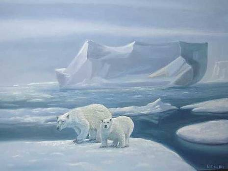 Above the Artic Circle by William Hay