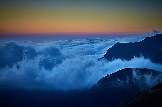 Above the Clouds by Richard Espenant