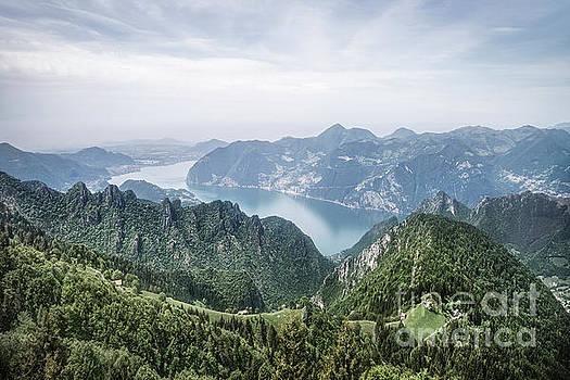 Above The Silver Lake by Evelina Kremsdorf
