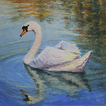 ABQ Swan by Katy Widger