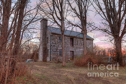 Larry Braun - Abraham Byrd House