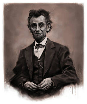 Abraham Lincoln by Andre Koekemoer