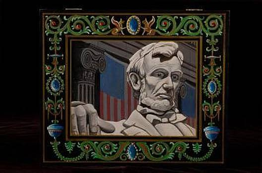 Abraham Lincoln Box by Joseph Greenawalt