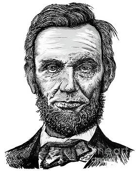 Abraham Lincoln by Doug LaRue