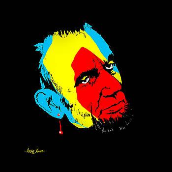 ARTIST SINGH - Abraham lincoln Mask