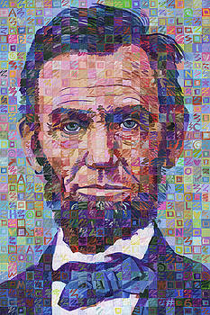 Abraham Lincoln No. 3 by Randal Huiskens