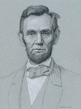 Abraham Lincoln by Swann Smith