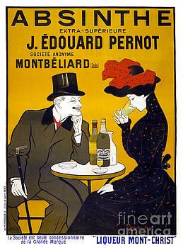 Absinthe Vintage Poster Restored by Vintage Treasure