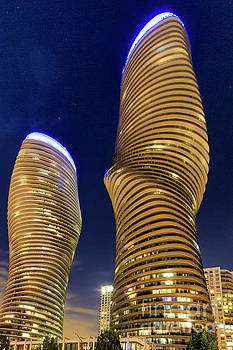 Absolute World Condos in Mississauga, Ontario, Canada by Colin Cuthbert