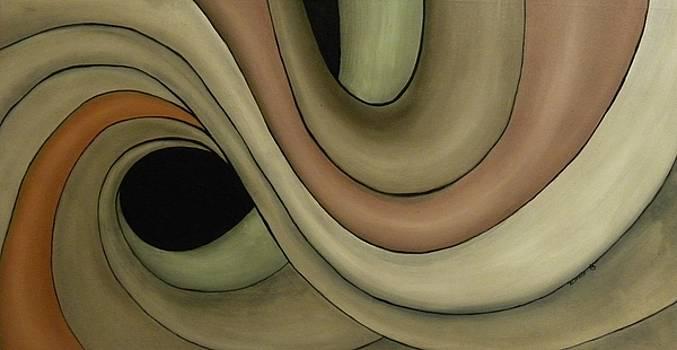 Abstraccion  by Edwin Alverio