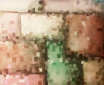 Abstract #034 by Raymond Doward