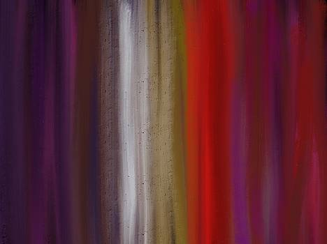 Abstract #1 Deep Colors by Ed Berlyn
