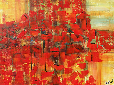 Abstract #1 by Diane Dean