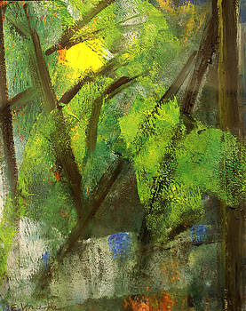 Abstract #13 by Ethel Vrana
