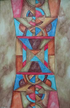 Abstract 2 by Jason McRoberts