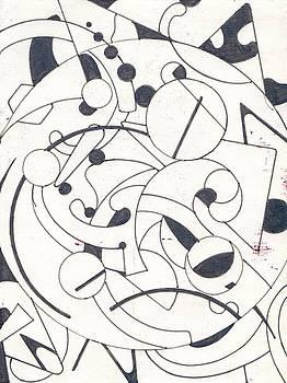 Abstract 2 by Nyna Niny