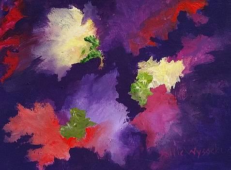 Abstract #2 by Sallie Wysocki