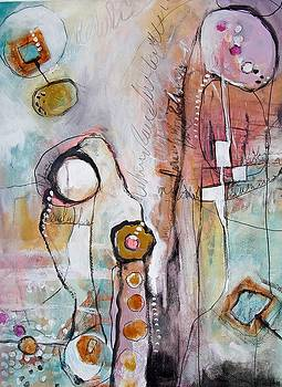 Abstract 39 by Karin Husty
