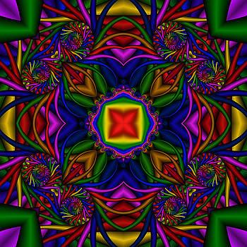 Rolf Bertram - Abstract 611