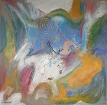 alex rahav - abstract 8