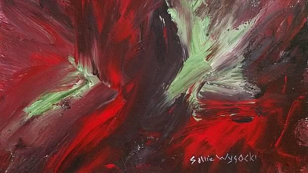 Abstract #8 by Sallie Wysocki