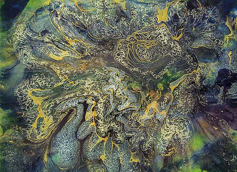 Dee Carpenter - Abstract Acrylic