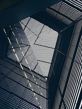 Abstract Architecture 2 by Milo Hale