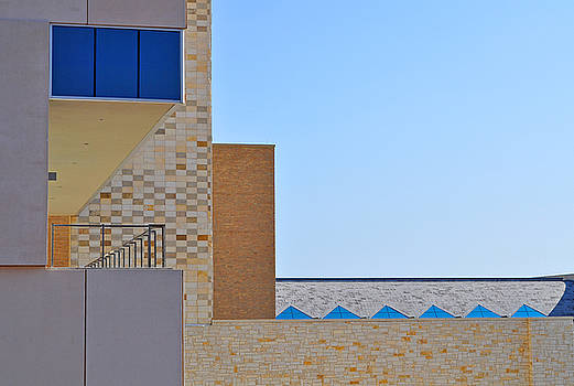 Abstract Architecture by Peter  McIntosh