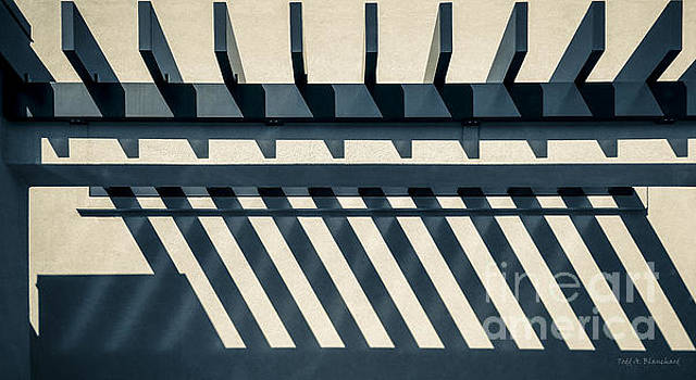 Abstract Architecture by Todd Blanchard