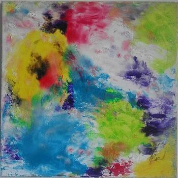 Abstract art 3 by Asia Dzhibirova