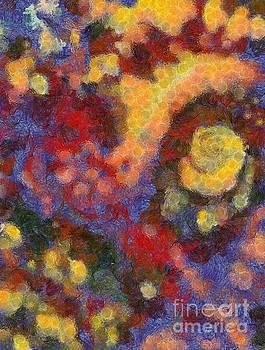 Tito - Abstract Art by Tito. Lifeblood