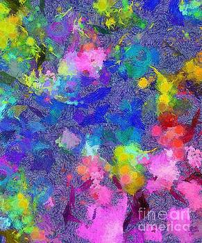 Tito - Abstract Art by Tito. Splatter