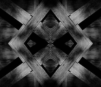 Chris Berry - Abstract Barn Wood