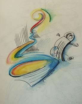 Jamey Balester - Abstract Bass