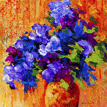 Marion Rose - Abstract Boquet 3