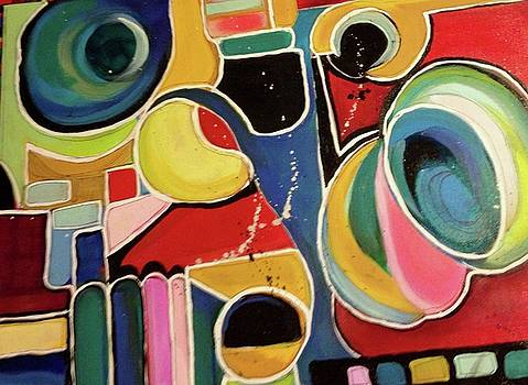 An Abstraction by Kathy Othon